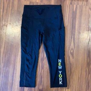 New York Lululemon x SoulCycle leggings